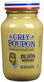 Grey Poupon - Dijon Mustard -10oz