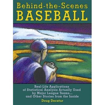 For the baseball fan wondering why, when and how analytical managers and GMs make key decisions in a game and over a season, this insider's book explains the practical uses of statistics in a baseball.