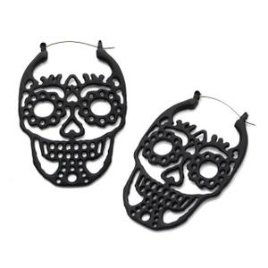 Sugar skull earings