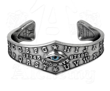 Ouija bangle
