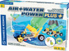 Air & Water Power Plus Super Pneumatic Hydraulic Engines Experiment Kit