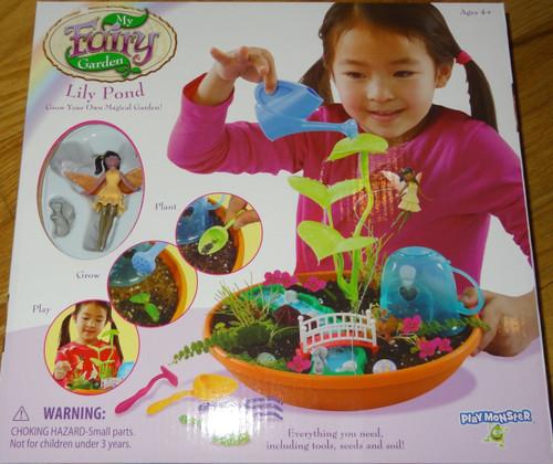 Lily Pond My Fairy Garden