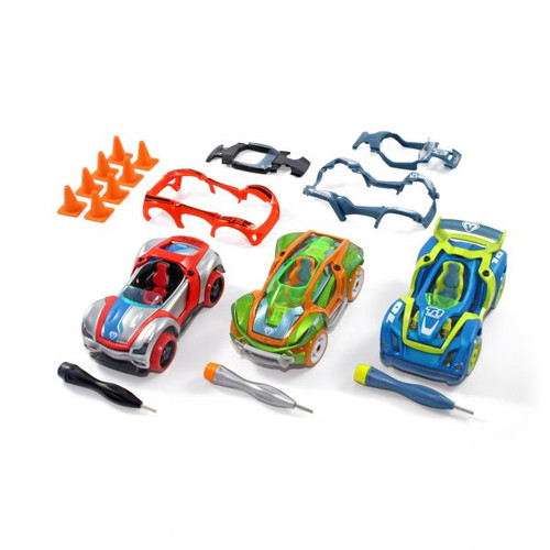 3 Pack Delux Modarri Cars