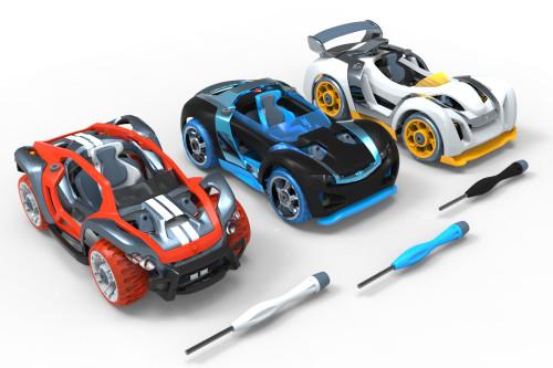 3 Pack Modarri Cars
