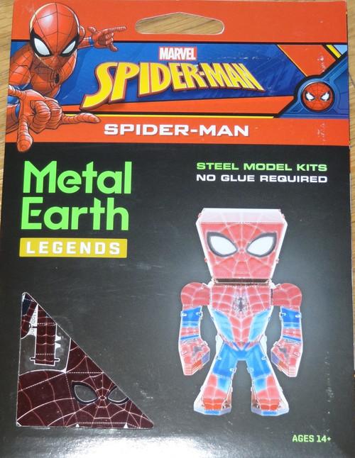 Spider-Man Metal Earth Legends