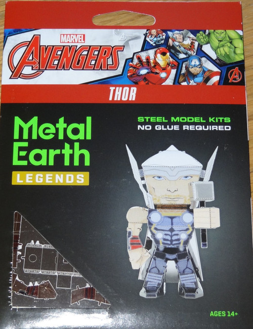 Thor Metal Earth Legends