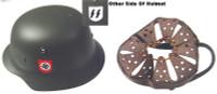 Herbert Zeller - Helmet (Metal)
