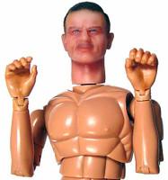 Heinz Guderian - Nude Figure