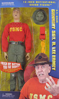 Gunnery Sgt. R. Lee Ermey (R-Rated) - Boxed Figure