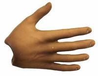 Michael Jackson: Thriller - Hand 7
