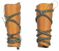 Kamui Gaiden - Leather Arm Wraps