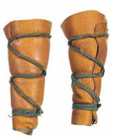 Kamui Gaiden - Leather Leg Wraps