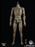 TTL03m - Male Body TV3.0 (African American)