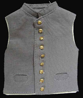 ITPT Misc: Civil War - Vest w/ 9 Buttons No Collar