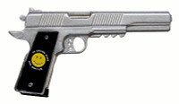 DCD Watchmen: Comedian - Pistol
