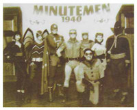1:6 Scale Custom - Minutemen Photo