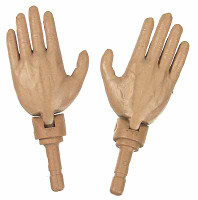 Major Erwin Konig - Bendy Hands
