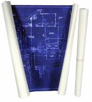 Ghostbusters: Winston Zeddemore - Blueprints