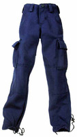 Tyrus Kilemahl - Blue Cargo Pants