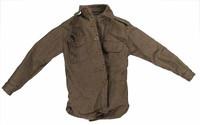 Major Richard - Brown Dress Shirt
