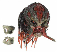 Predators: Berserker - Head w/ Extra Mandibles