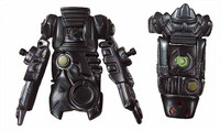 Fireblade - Waist Armor