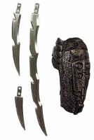 Predators: Falconer - Gauntlet w/ Blades (Metal)