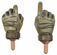 USAF CCT HALO - Gloved Hands