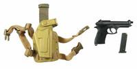 USAF CCT HALO - Pistol w/ Leg Holster