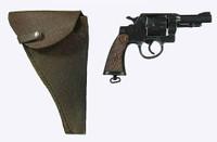 DX05: Indiana Jones - Revolver w/ Holster