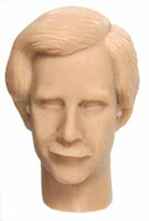 1:6 Scale Custom - Anchorman Head Sculpt