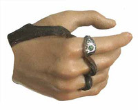 Pirates of the Caribbean: DX Jack Sparrow - Hand 6 (Right Wheel Grip)