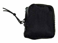 LT - 22 SAS Regiment - Loose - Black Pouch w/ Zipper