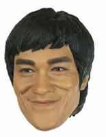 Bruce Lee: 70's Casual Version - Head (No Neck Joint)