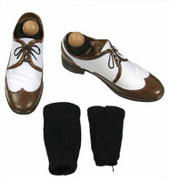 Bruce Lee: 70's Casual Version - Shoes w/ Half Socks (Includes Ball Joints)