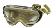 Navy SEAL Team 3 MK46 Gunner - Goggles