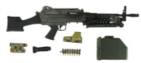 Navy SEAL Team 3 MK46 Gunner - MK46 Machine Gun