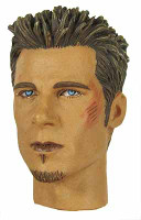 Fighting Club Tayler - Injured Head (Brad Pitt Likeness)