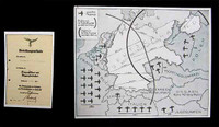 Defense of The Reich Fighter Pilot - Map and Orders