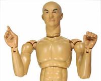 Star Trek: TNG - Picard Nude Figure