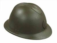 French 1940 Infantryman - Adrian Helmet (Metal)