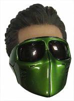 Spider-Man 3: New Goblin  - Masked Head