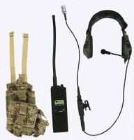 US Navy NSW Marksman - Radio w/ Pouch