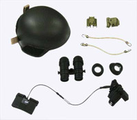 75th Ranger Regiment in Afghanistan - Helmet w/ Accessories