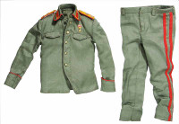 Joseph Stalin - Green Dress Uniform