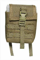 USMC 2nd Marine Expeditionary Battalion in Afghanistan - SAW Pouch