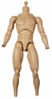 Captain America - Nude Body (Includes Neck Joint) (Limit 1)