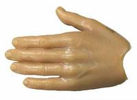 Crazy Cop - Left Flat Hand