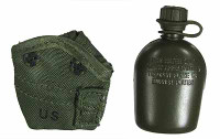 Grenadier 75th Ranger - Canteen w/ Pouch