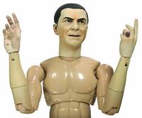Dracula (Bela Lugosi) - Nude Figure